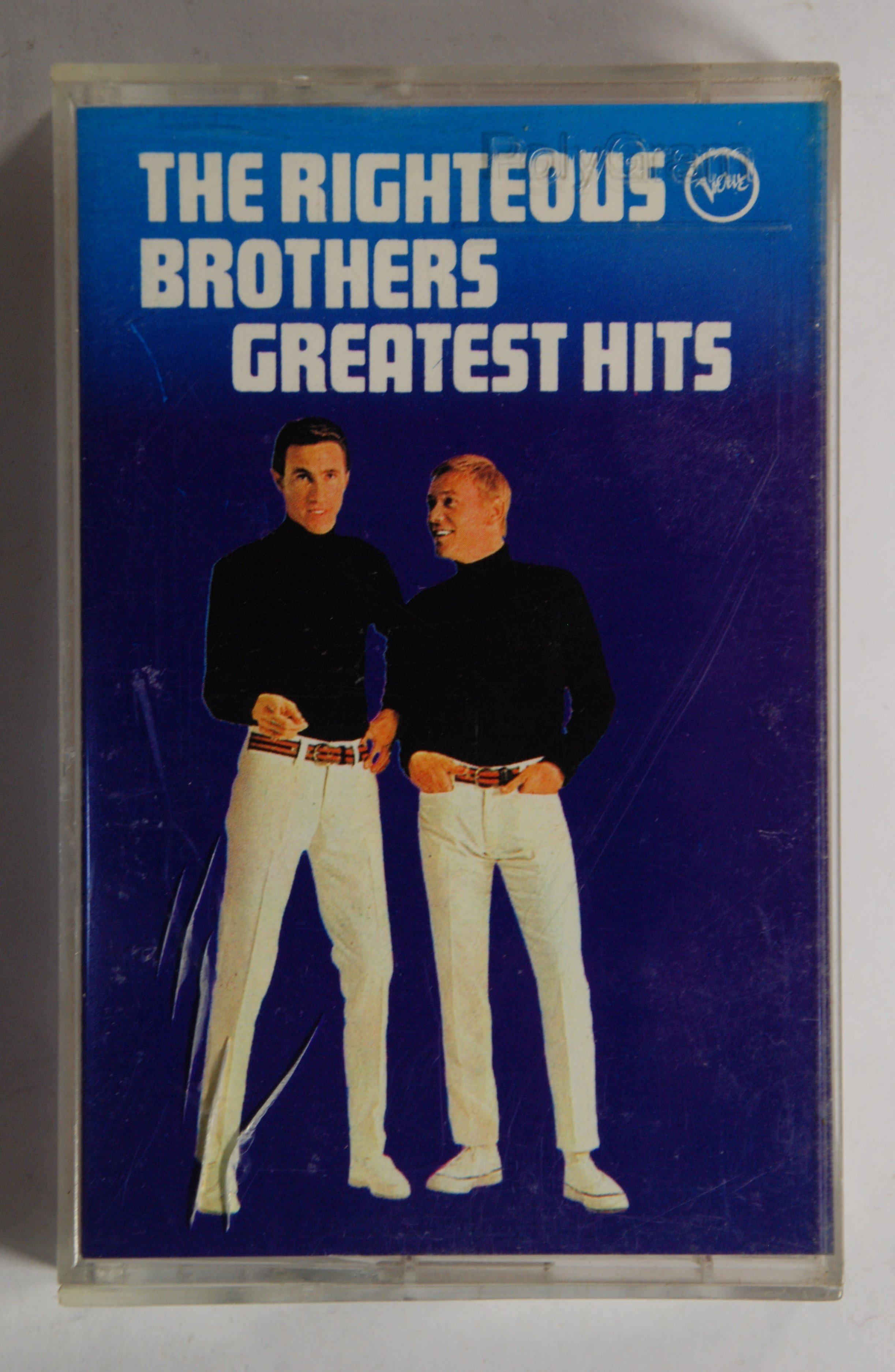 錄音帶 /卡帶/C51/RIGHTEOUS BROTHERS正義兄弟/精選集/UNCHAINED MELODY/非CD非黑膠
