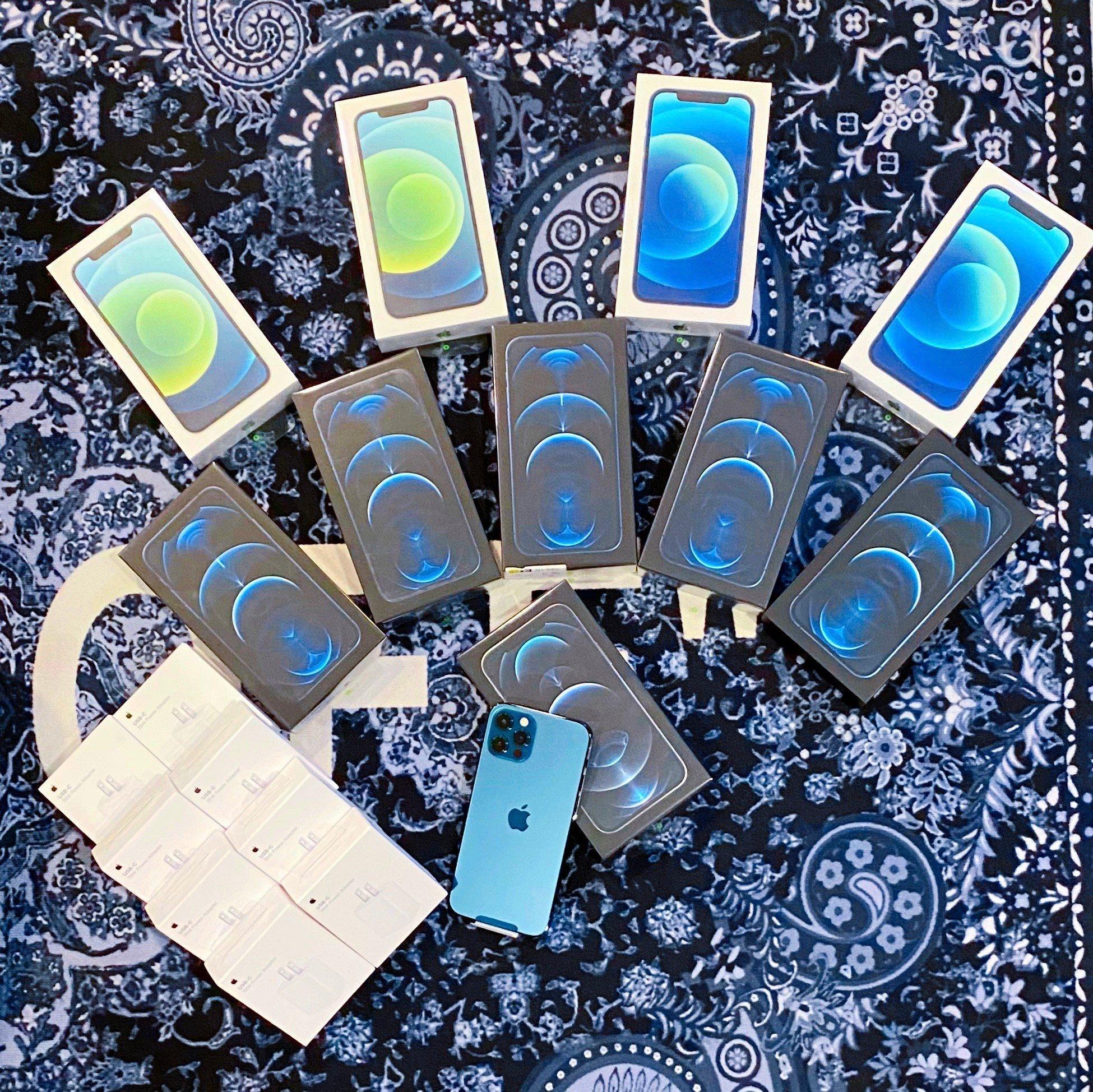iPhone 12 Pro 128G 全新公司貨 金銀灰 太平洋藍 11 XR Xs Max 256G  512G 參考