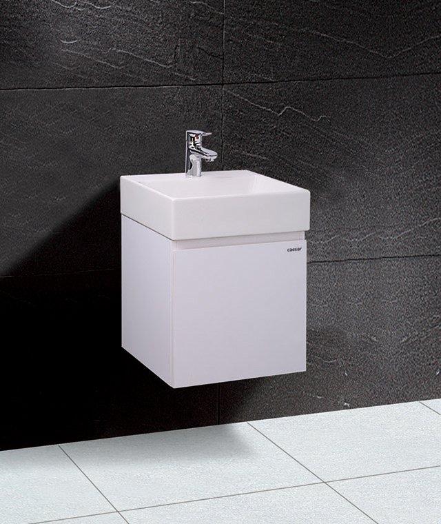 @東崧廚衛@凱薩 列紋德浴櫃組 LF5257A(40*40*51.5CM)-未含龍頭-小空間專用系列一