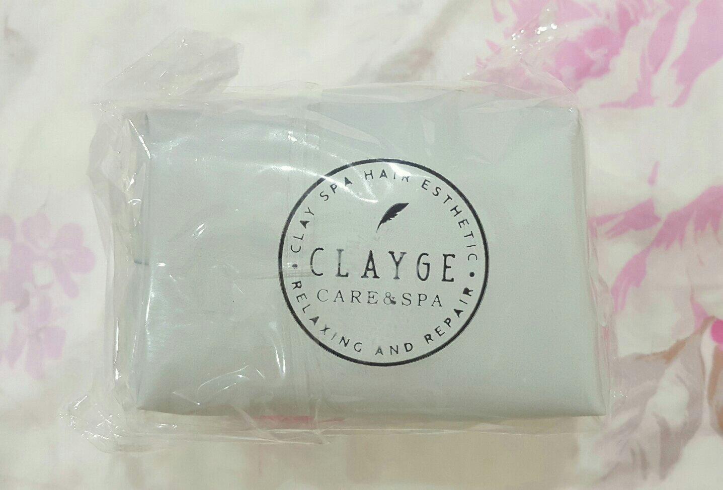 CLAYGE 海泥洗潤髮 化妝包 收納包