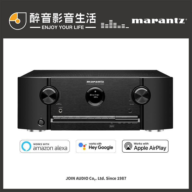 【醉音影音生活】日本 Marantz SR5015 7.2聲道8K AV環繞擴大機.8K/4K/Dolby.台灣公司貨
