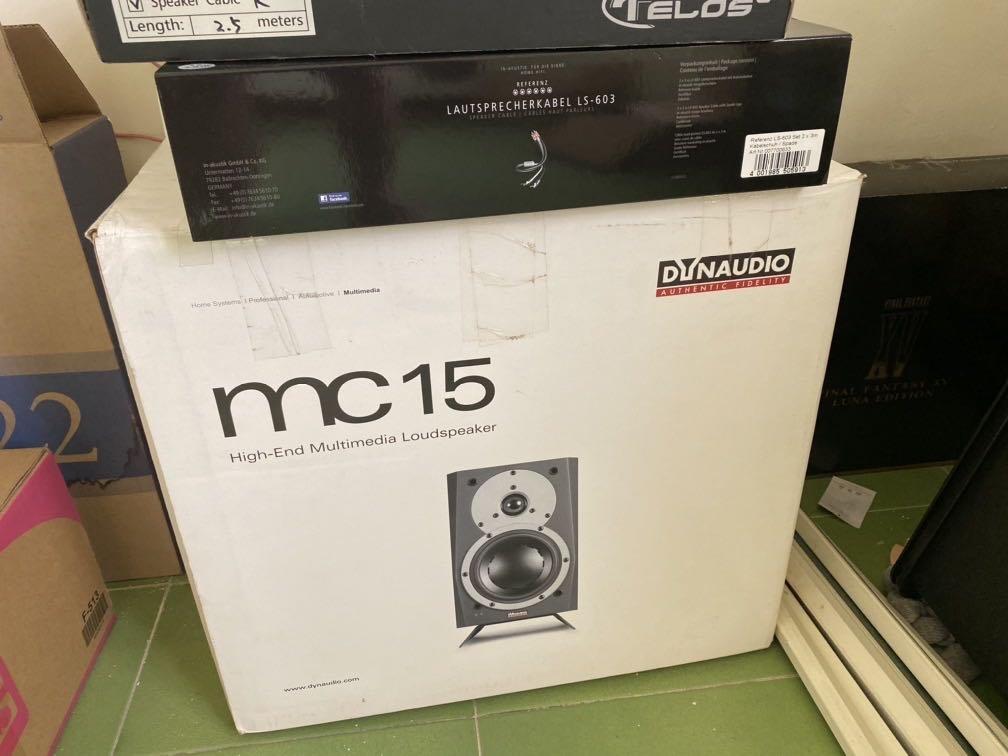 Dynaudio MC-15