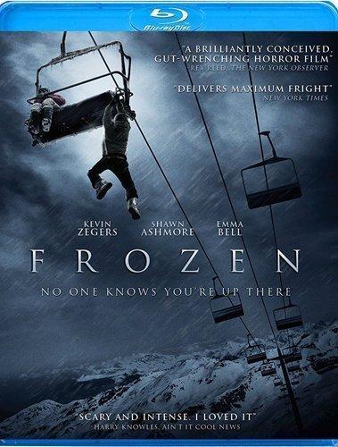 BD 全新美版【凍劫】【Frozen】Blu-ray 藍光