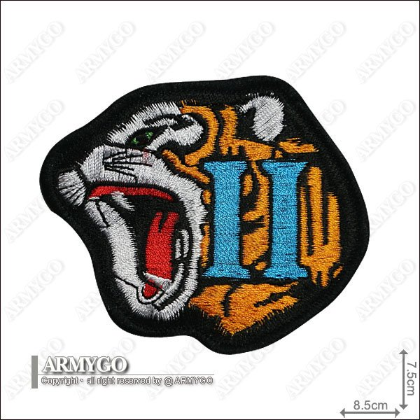 【ARMYGO】空軍F-5E虎式戰機飛行員 部隊章