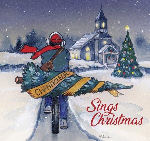 香堤克利合唱團演唱聖誕歌曲 / 香堤克利合唱團 Chanticleer---9029522888