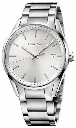 士林手錶專家-CK Formality品味紳士腕錶 K4M21146