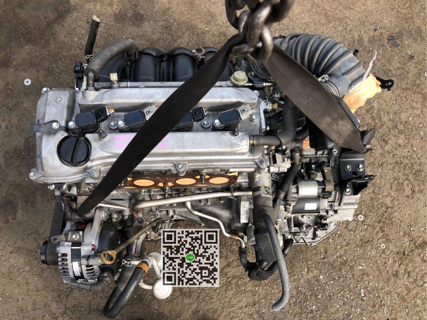 日本外匯 TOYOTA CAMRY RAV4 PREVIA WISH 2AZ 2.4引擎.變速箱