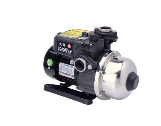 【 川大泵浦 】WARLUS大井 TQ-400B 1/2HP 穩壓加壓馬達 TQ400B 可合木川KQ400