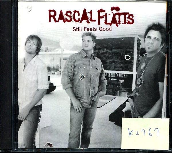 *真音樂* RASCAL FLATTS / STILL FEELS 二手 K2767 (封面底破.CD有缺口不影響讀取) (清倉.下標賣2)