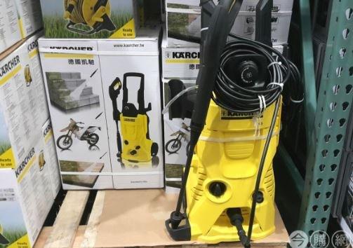 德國凱馳 KARCHER-k3凱馳高壓沖洗機/洗車機