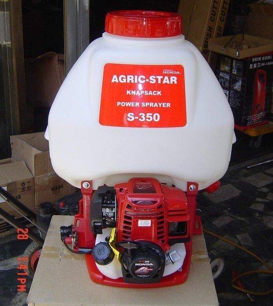 U-MO全新-HONDA本田GX-35四行程背式噴霧機(噴藥/環境消毒)-HONDA台南門市維修中心