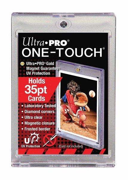 (全新品)美國 Ultra PRO 抗UV吸磁式卡夾 (35PT)2020/9月已再到貨 缺貨中