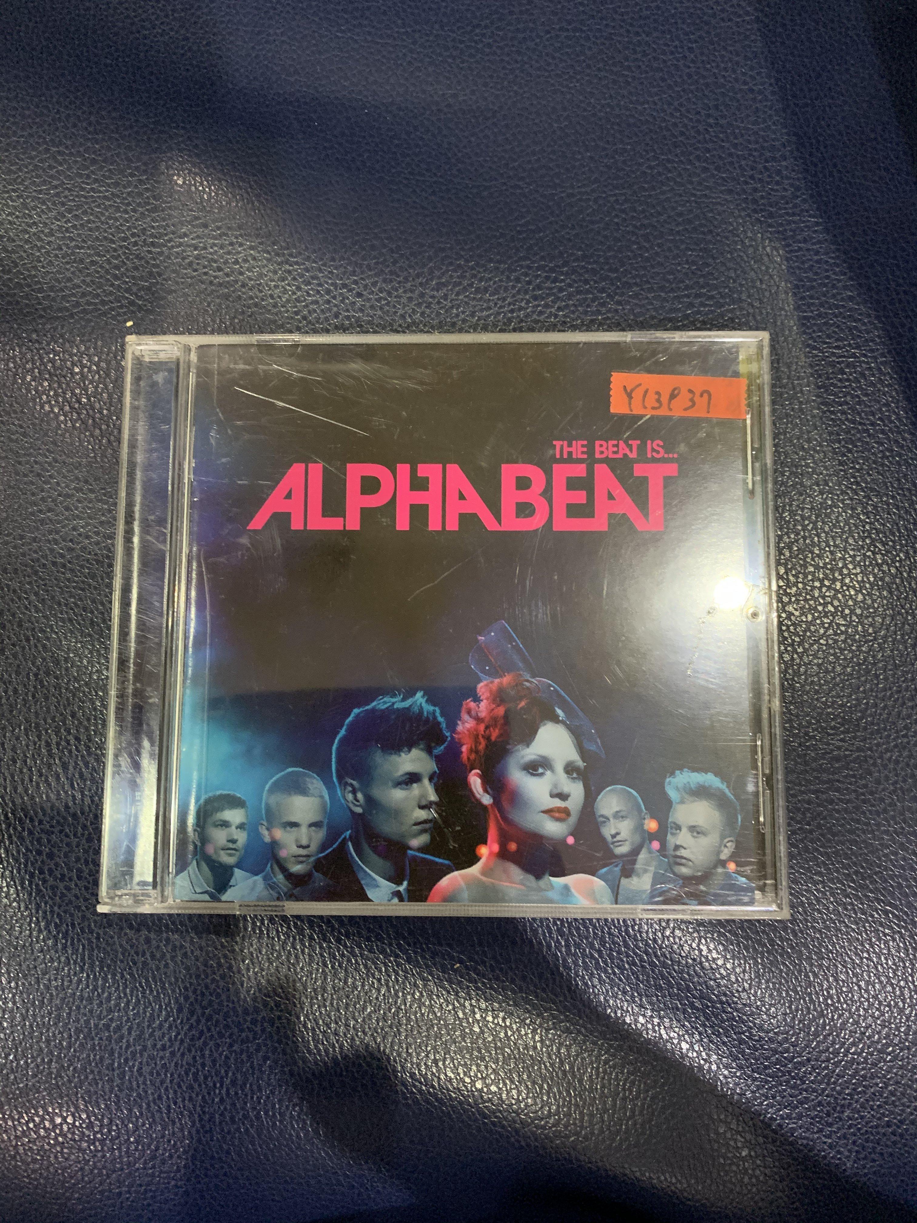 *還有唱片行*ALPHABEAT / THE BEAT IS 二手 Y13937