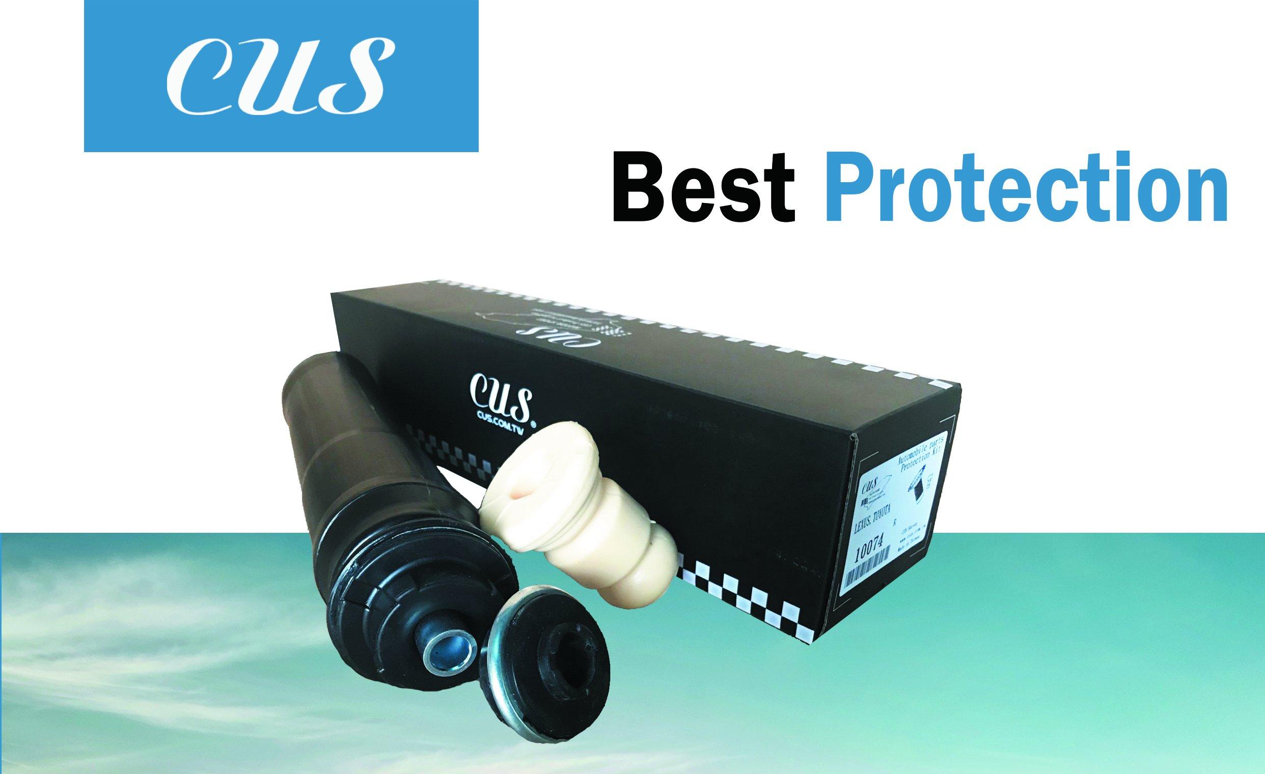 CUS避震器防塵套饅頭組(緩衝塊)FOR LEXUS CT200h 後面