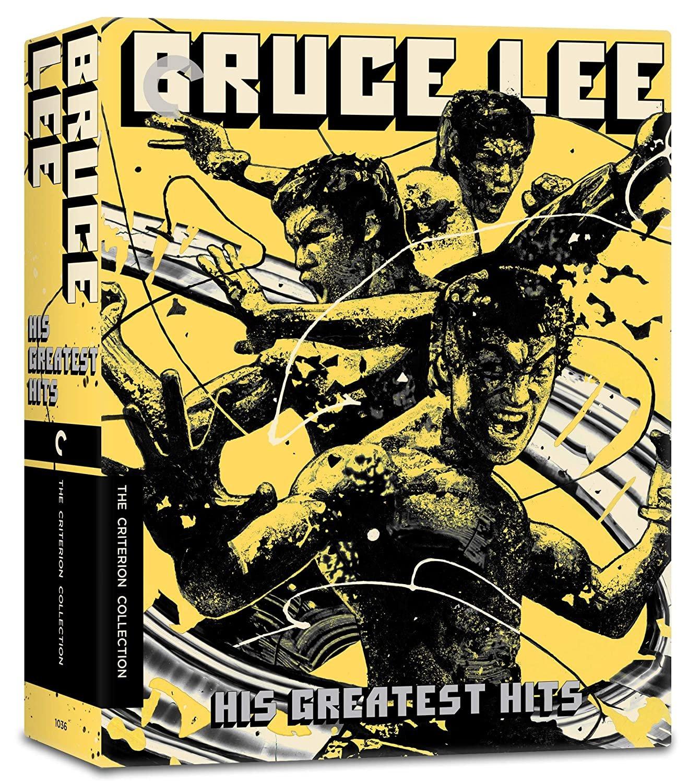 BD 全新美版【李小龍精選輯】【Bruce Lee】Blu-ray 藍光