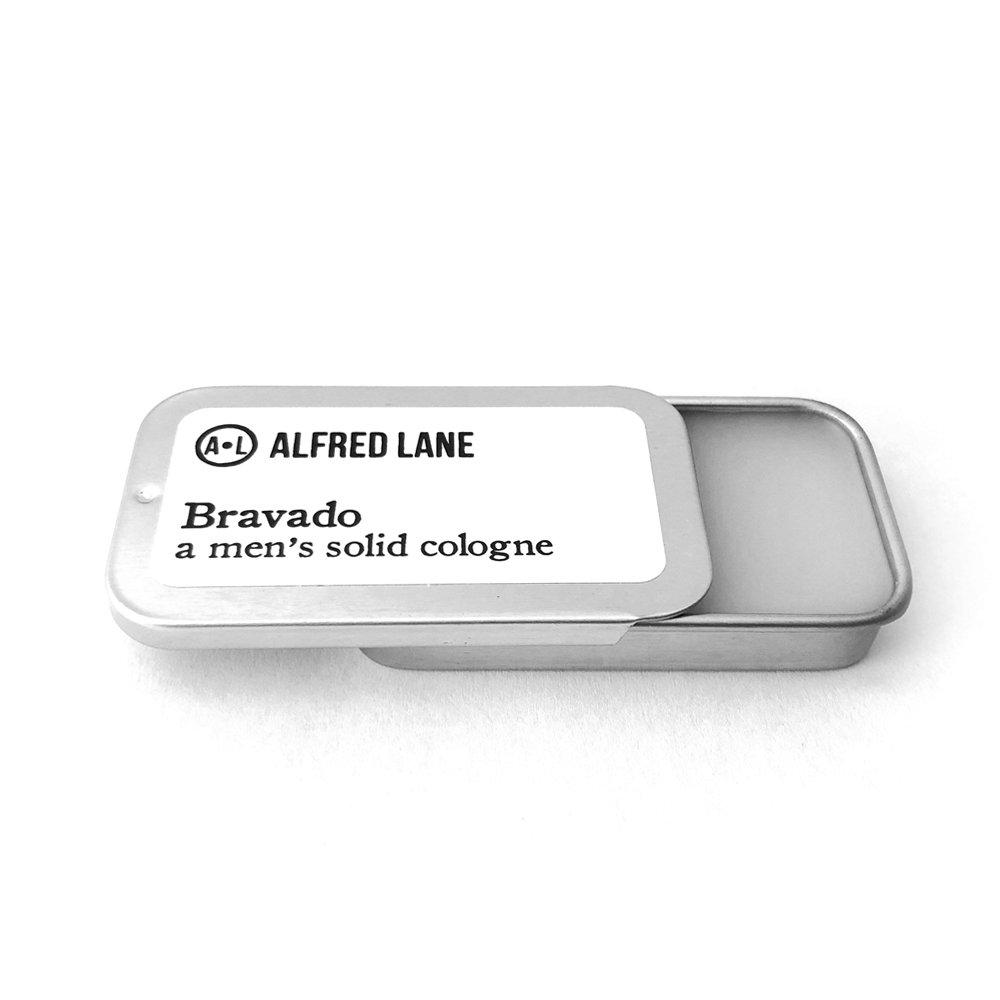 美國 Alfred Lane 固態古龍水 - Bravado 勇氣(古龍水 / 男性香水 / 體香膏)