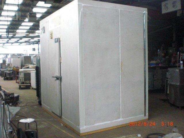 543二手貨-二手 組合式冷凍庫 冷藏庫 恆溫室 租/售.皆有 歡迎電洽^^~
