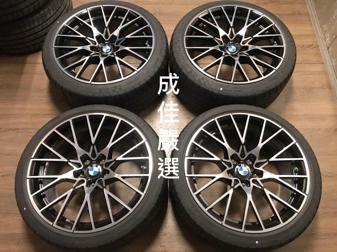 新?車?落?地 ?BMW M2 competition 「正原廠」19吋鍛造前後配鋁圈 + 米其林PSS