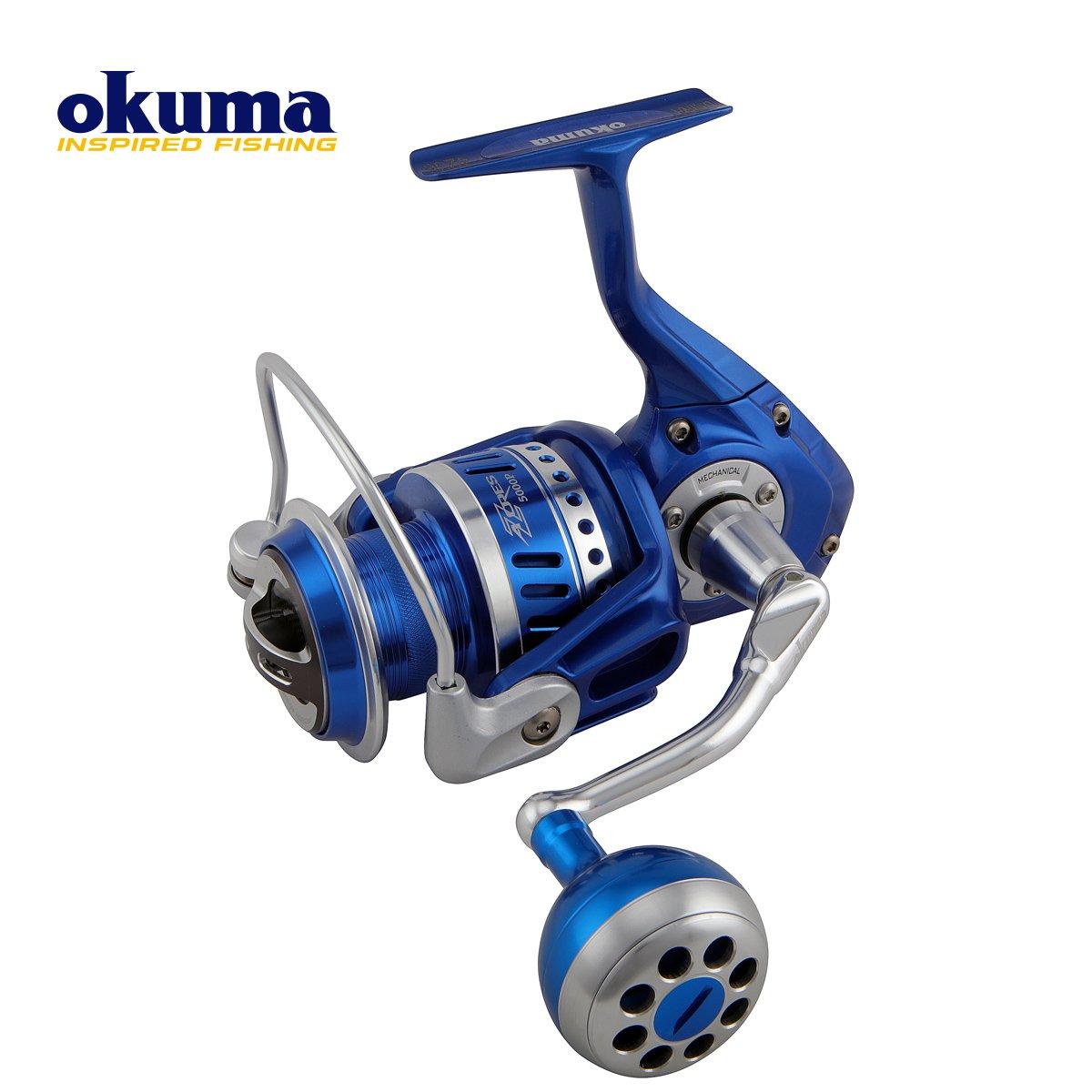 【野川釣具-釣魚】okuma寶熊-AZORES阿諾5000P型捲線器(另售8000P/10000P/16000P型)