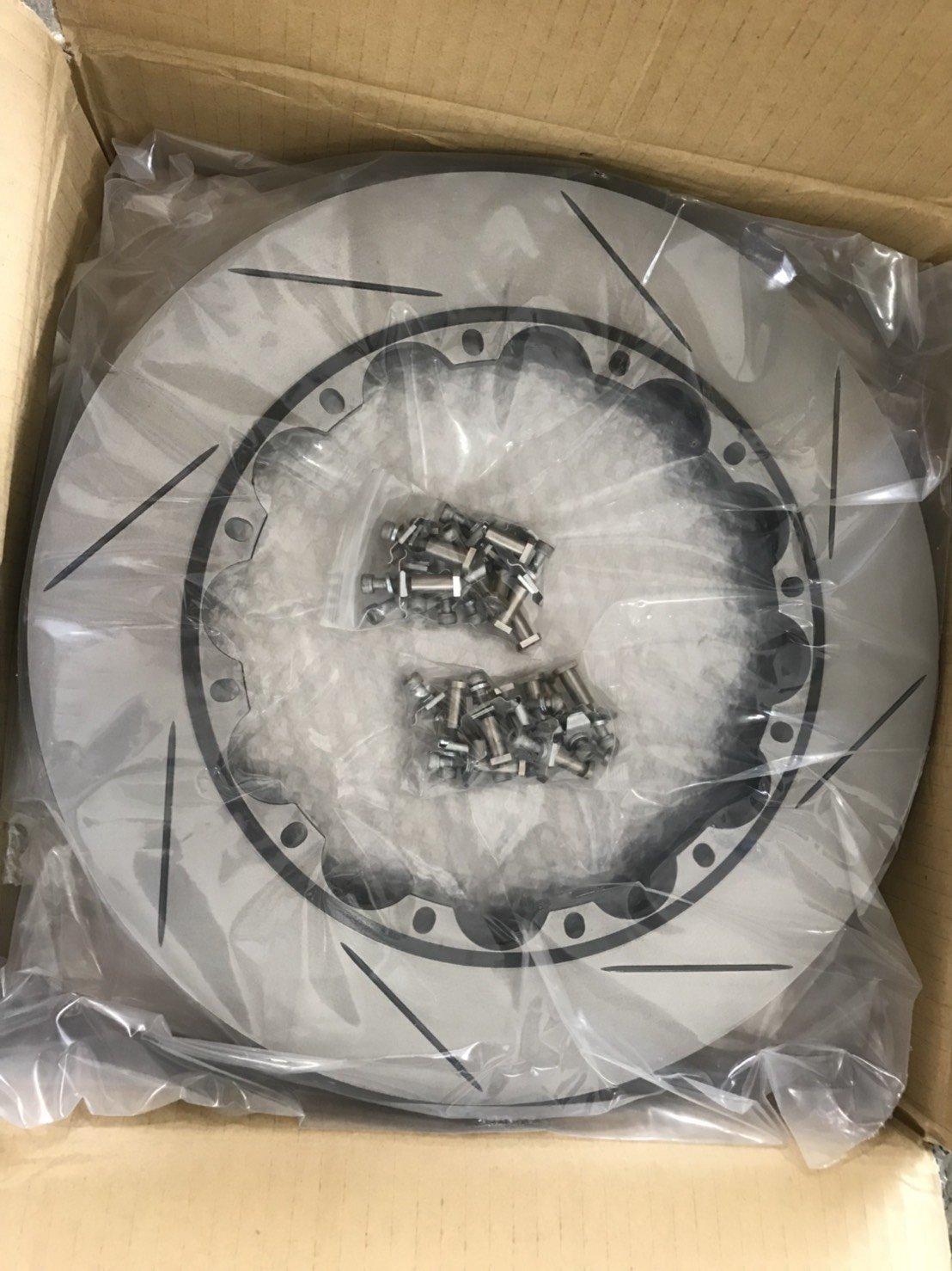JBT 加大 碟盤 外盤 380MM 附贈螺絲包 一組兩片 12孔