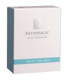 台鹽生技蓓舒美海鹽淨膚皂-130g/塊-清爽型