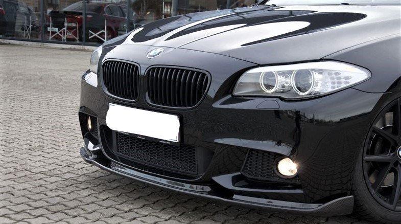 【歐德精品】德國原廠BMW F10 F11 M PERFORMANCE 高光黑水箱護罩 黑水箱罩 黑鼻頭 530 535