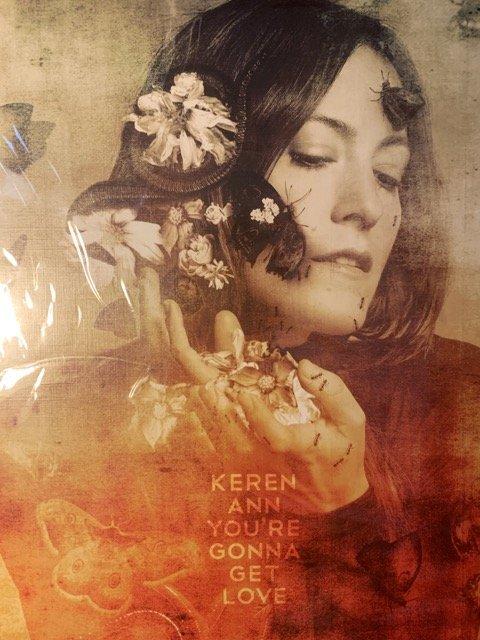 (全新未拆封)凱倫安 Keren Ann - Youre Gonna Get Love 愛終將到來 黑膠LP