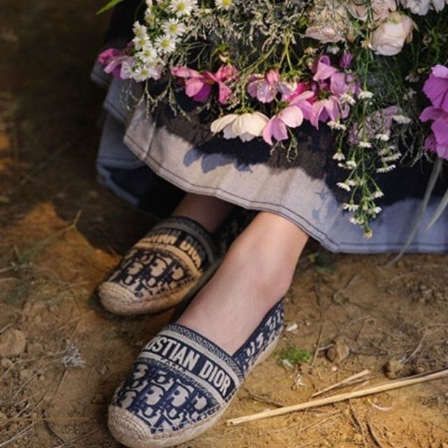 巴莉plus【代購】DIOR漁夫鞋/拖鞋