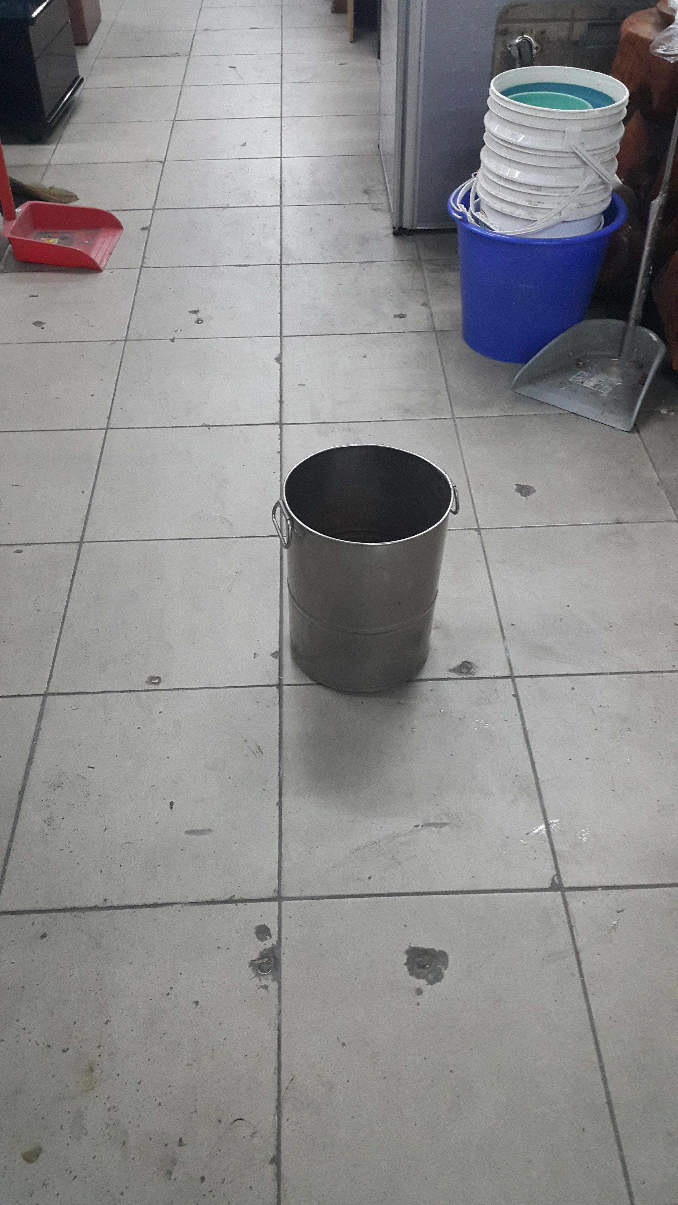 樂居二手家具 全新中古傢俱賣場 X50102CJJ 白鐵茶桶*不鏽鋼豆花桶 冰沙桶 紅茶桶 台中二手家具買賣