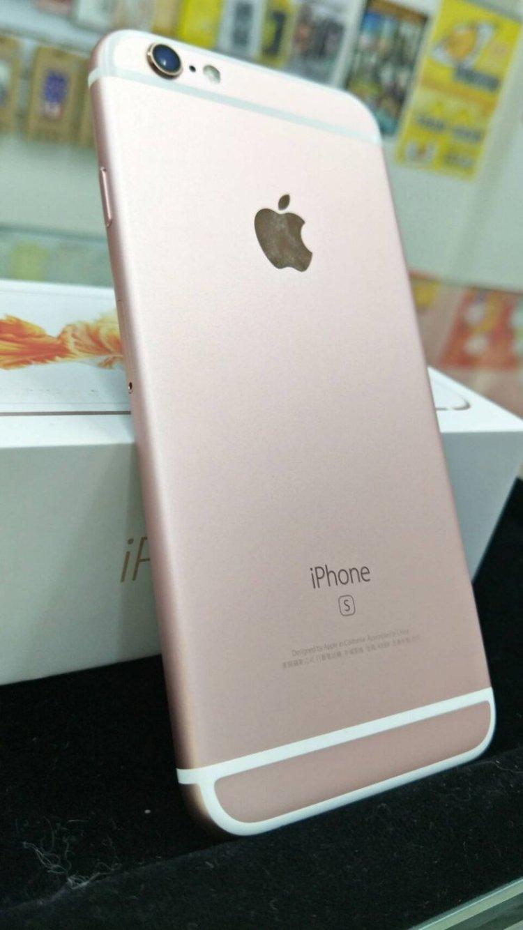 **最殺小舖**中古 二手 Apple Iphone6Splus  64G 灰 粉 2色現貨另有i7plus i8 ix