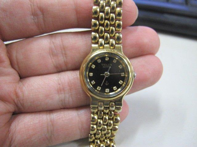 二手舖 NO.4249 鐵力士 Telux 手錶 精品表 女錶 零件錶 二手