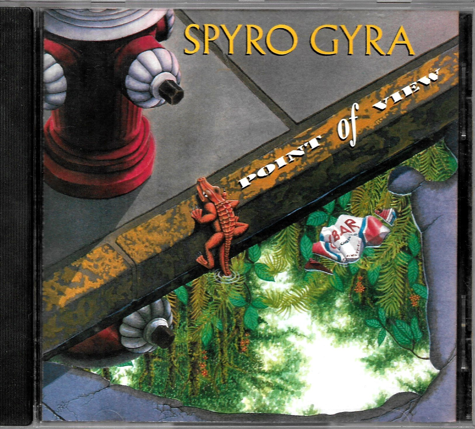 爵士光環樂團Spyro Gyra / Point Of View
