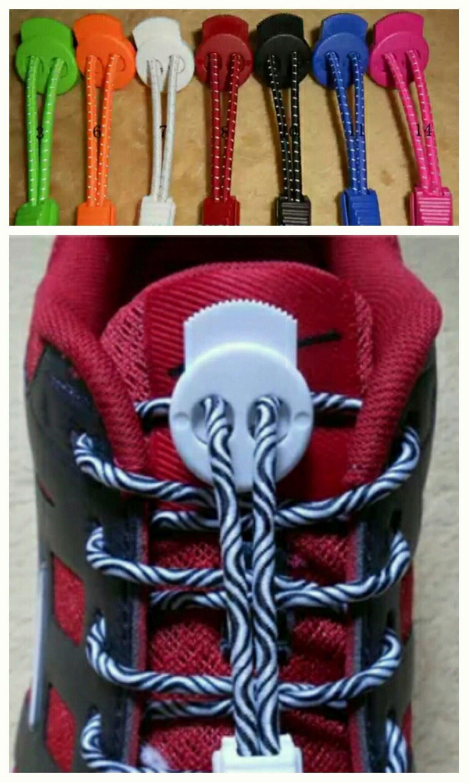 30色彈性鞋帶(含扣具)懶人鞋帶 免綁鞋帶 兒童鞋帶(2xu puma lock laces請參考)