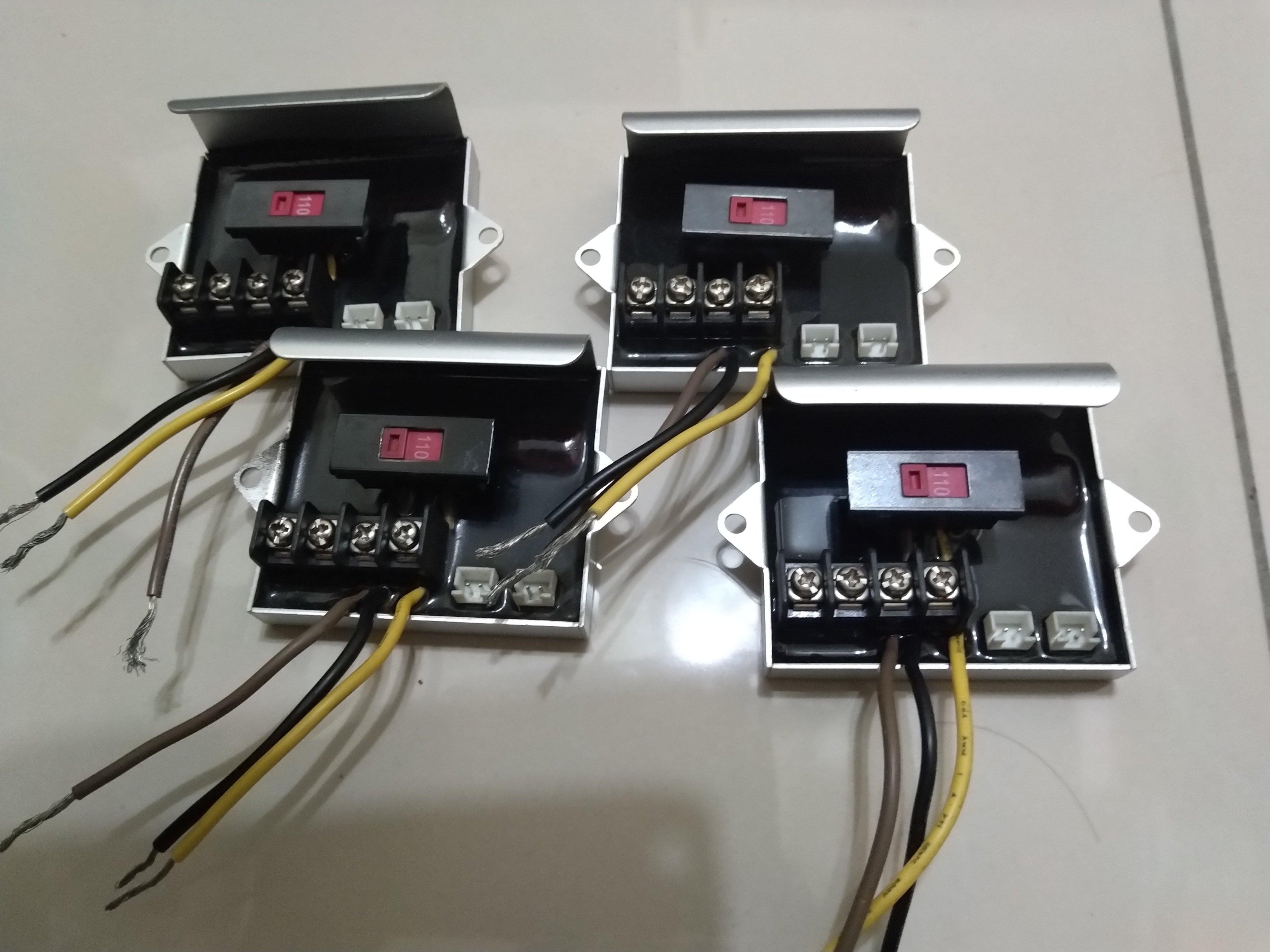 木川KQ200 / KQ400 電子式加壓機馬達 專用電路板 便宜賣