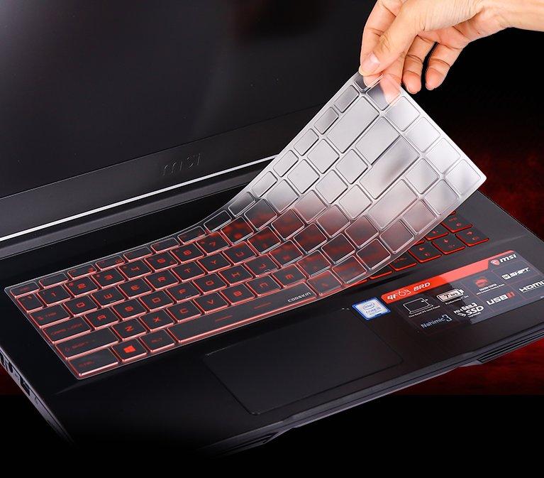 *蝶飛*MSI PS42 8RB 筆電鍵盤保護膜 P65 PS42 PS63 鍵盤膜 鍵盤防塵套