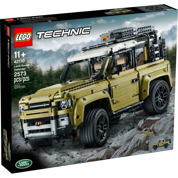 【CubeToy】樂高 42110 科技 路虎 Land Rover Defende - LEGO Technic -