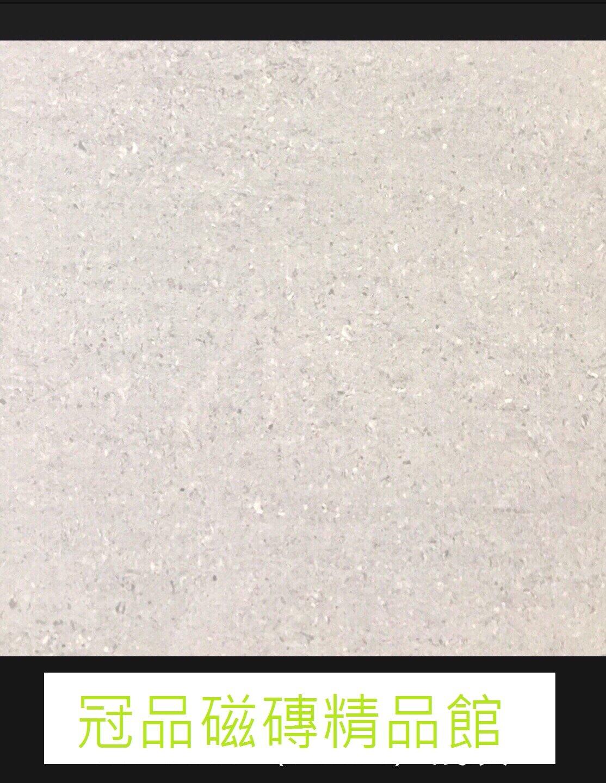 ◎冠品磁磚精品館◎進口精品 拋光石英磚-淺灰-60x60及80x80 CM