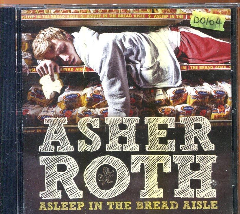 *還有唱片四館*ASHER ROTH / ASLEEP IN THE BREAD AI  二手 D0104 (封面底破)