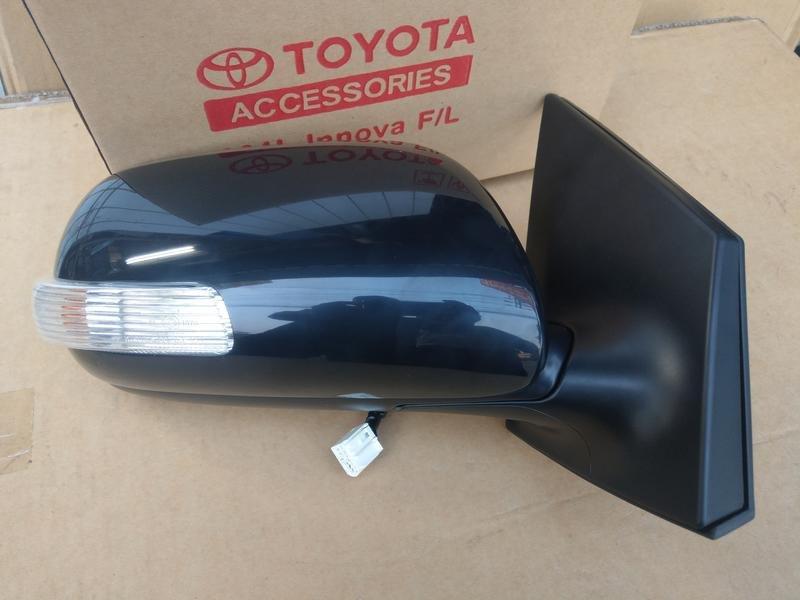 TSY 原廠TOYOTA ALTIS 08-12年 後視鏡 鏡片電動 電動折疊+方向燈 後照鏡 照後鏡