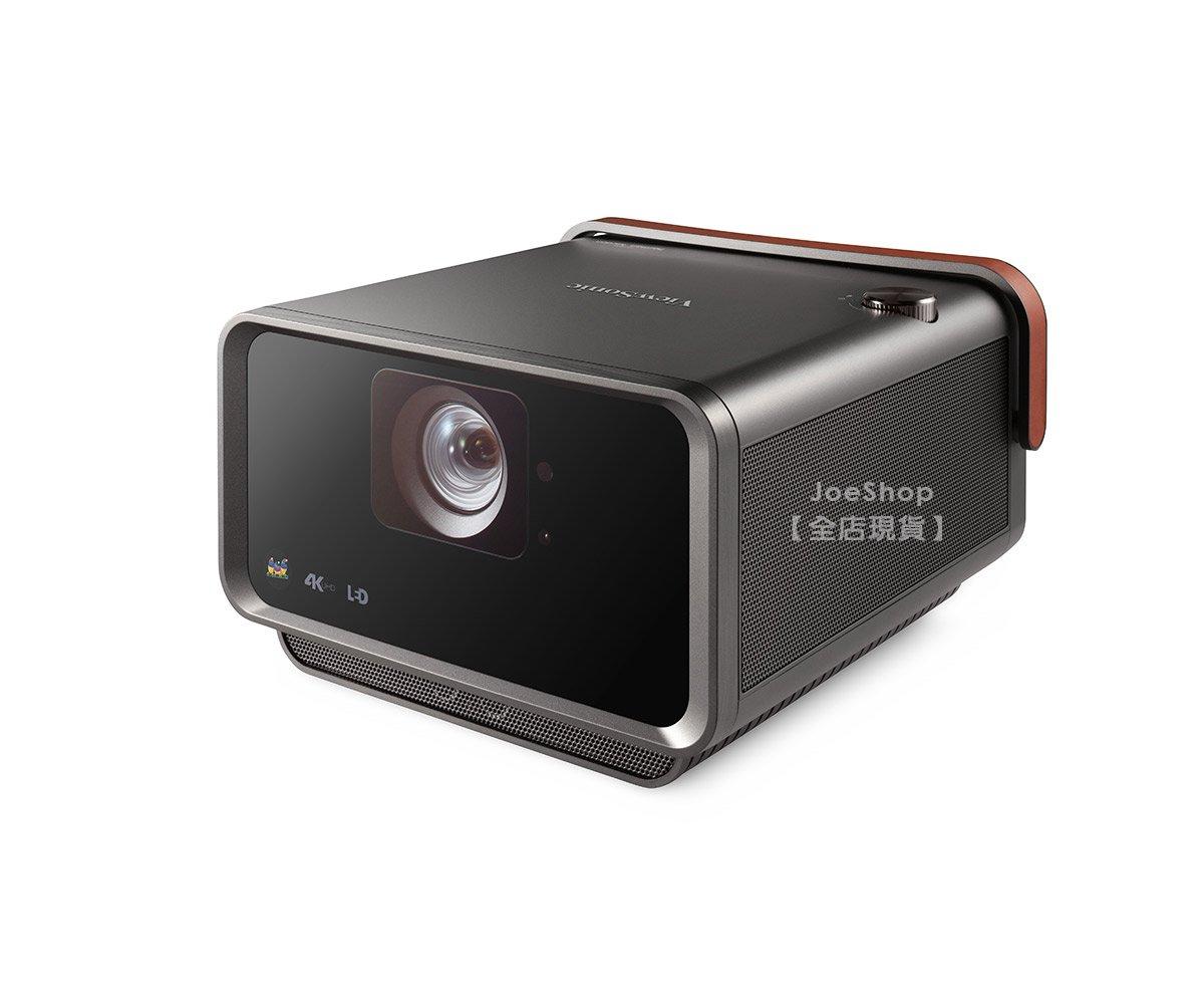 X10-4K ViewSonic 4K UHD LED無線智慧投影機 2400流明 原廠4年保固