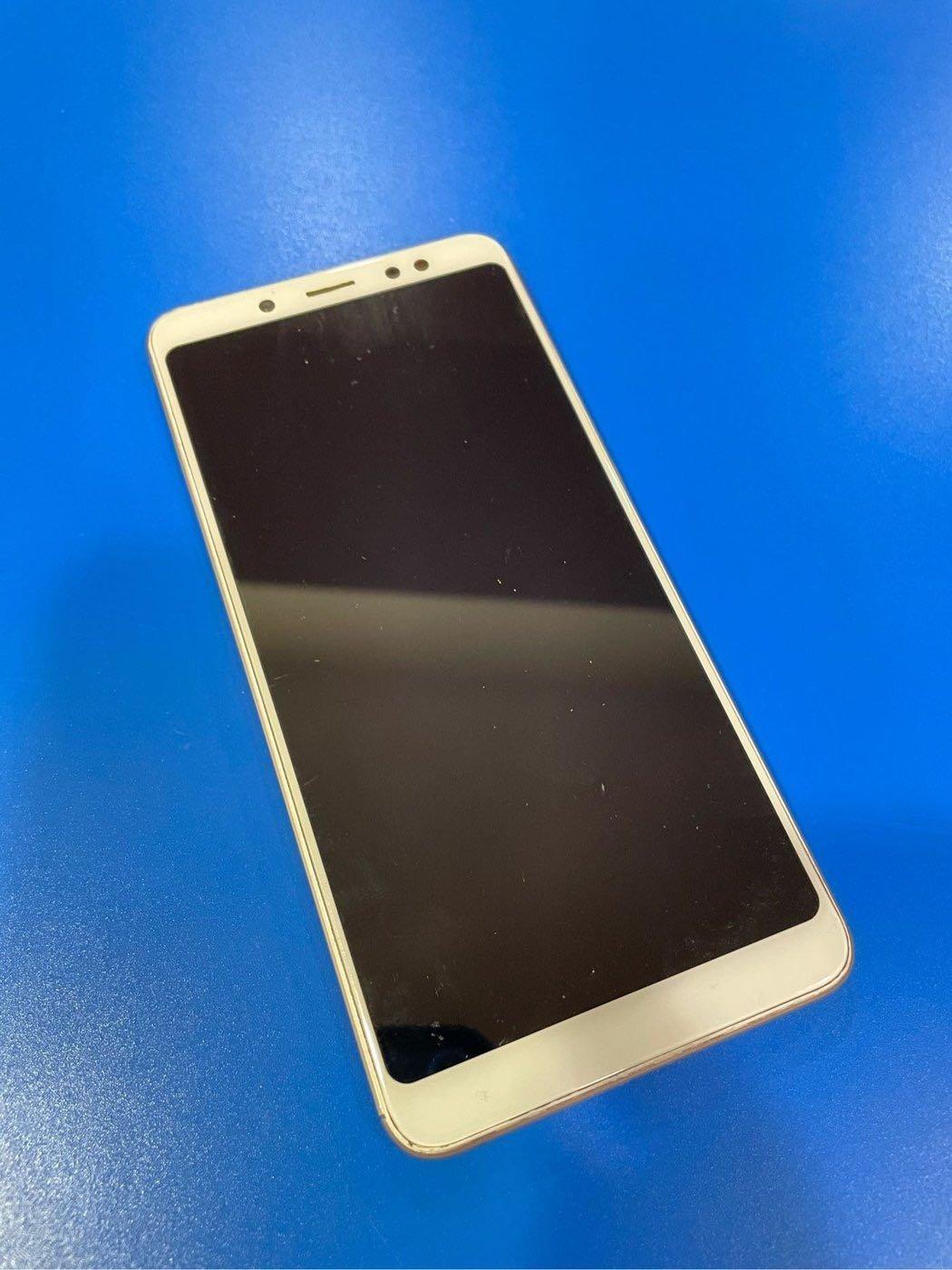 *二手商店*小米 紅米Note5 3G/32G(4G雙卡 1200萬畫素 8核 5.99吋)
