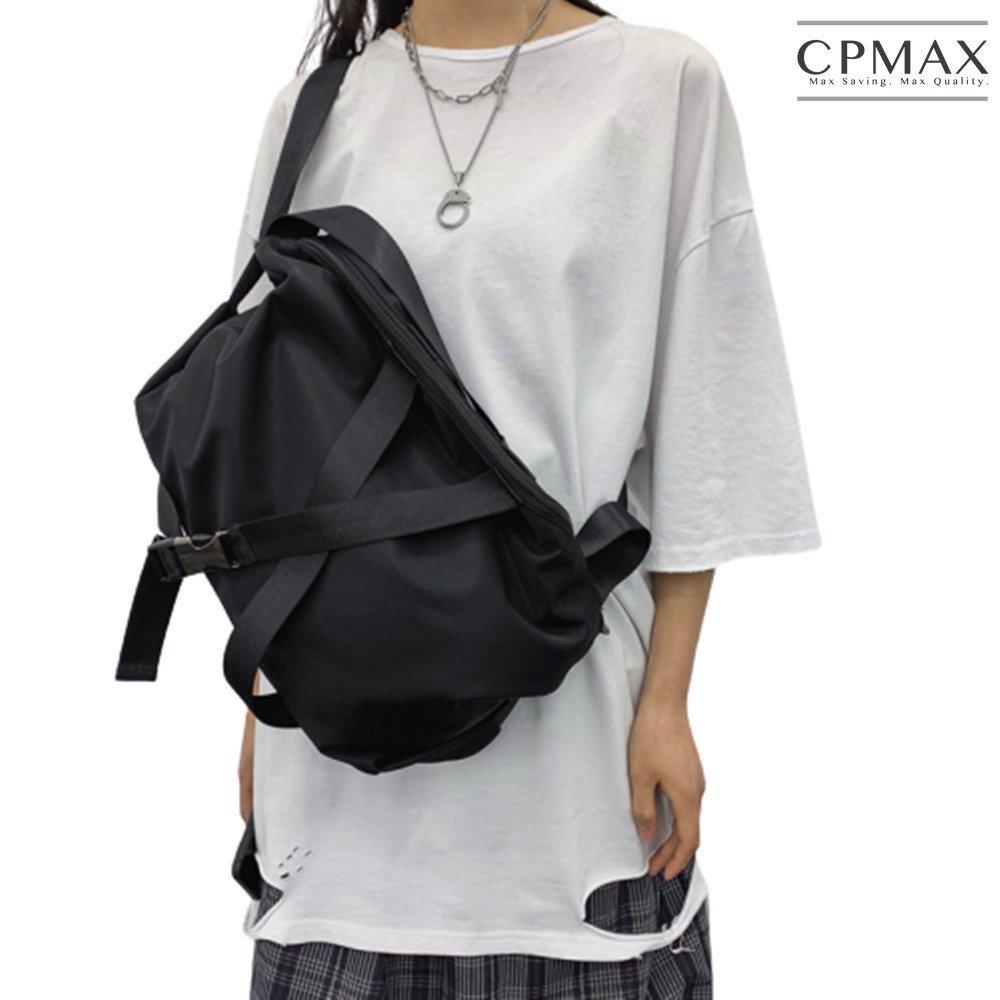 CPMAX 日系原宿風帥氣造型側背包 潮牌運動男女側背包 斜背包 騎行包 背包 胸包 側背包 運動斜背包 腰包 O84