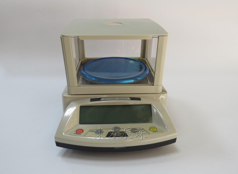 東方辰珠珠寶鑑定儀器 ~精密2000克 珠寶秤 黃金秤 精度0.01克 (非營業用) 2000g 0.01g
