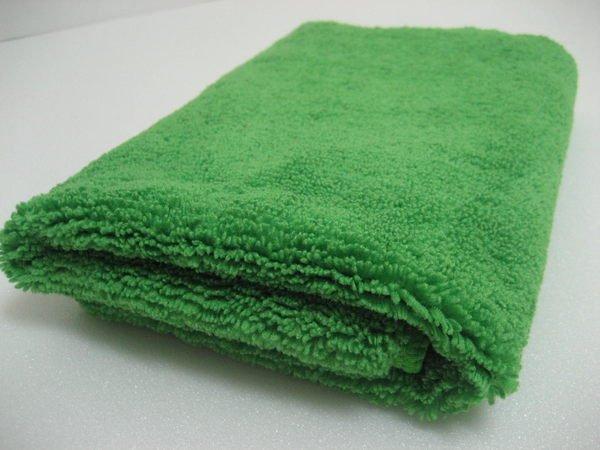 愛車美*~Microfiber Towel - Blue 16 x16 超細纖維下蠟擦拭布 高質量
