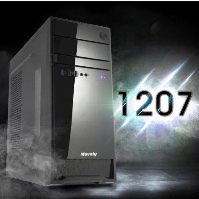 【九日電腦全新3C】松聖 Mavoly 1207 機殼 便宜好用 其他機殼也可以尋問