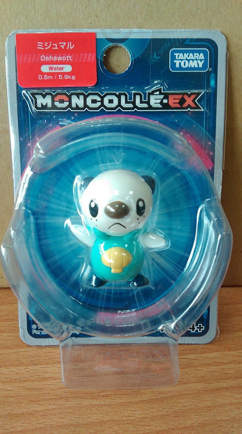 小丸子媽媽 水水獺 精靈寶可夢 EX PCC 37 水水獺 PC97585 神奇寶貝 Pokemon GO 麗嬰 貨