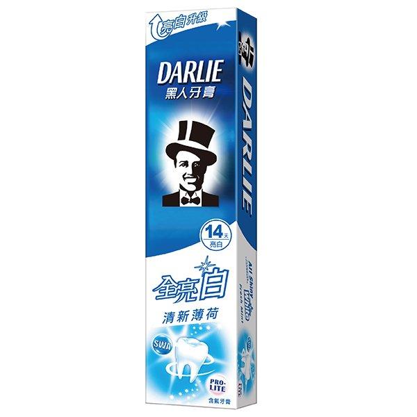黑人全亮白牙膏(140g)〔生活百坊〕