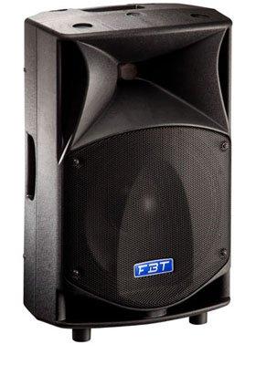 【昌明視聽】加拿大 FBT ProMaxX 10A 主動式專業舞台喇叭 內建600瓦功率擴大機 兩音路 單隻售價