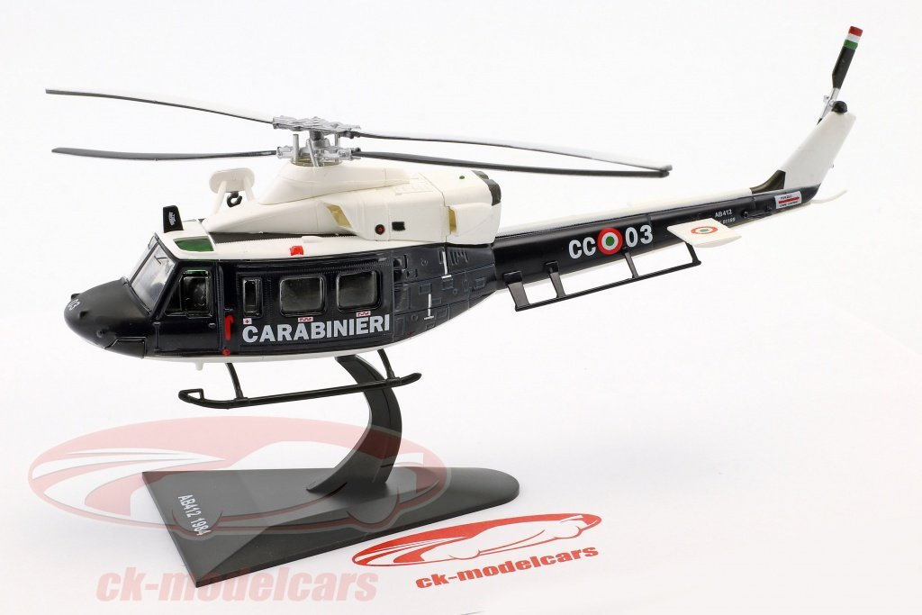【M.A.S.H】[現貨特價] Altaya 1/72 Agusta AB412 helicopter 1984