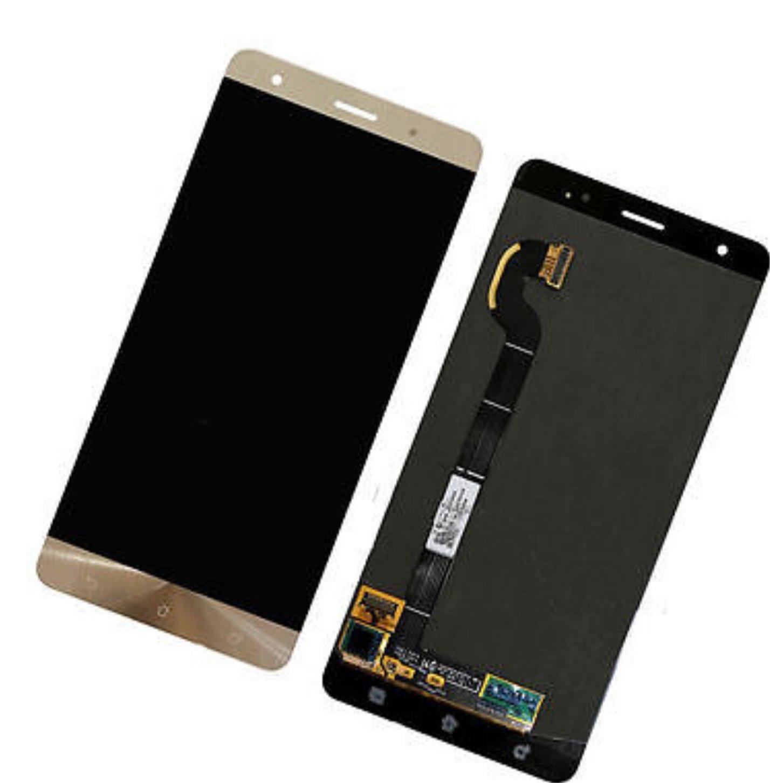 【新北市維修】Asus Zenfone 3 Deluxe ZS570KL 原廠液晶螢幕 維修完工價4500元 最低價^^